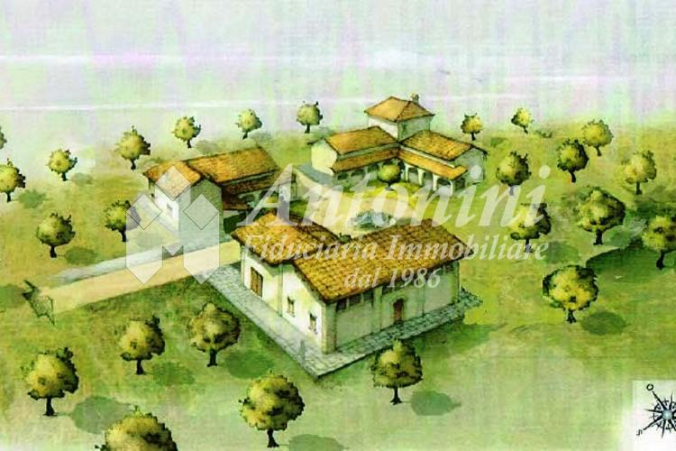 Roma Labaro Farm on sale 817 sqm