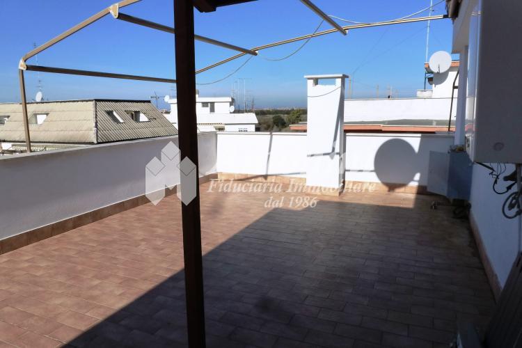 Torrevecchia Penthouse Via Angelo Mosso 60 sqm