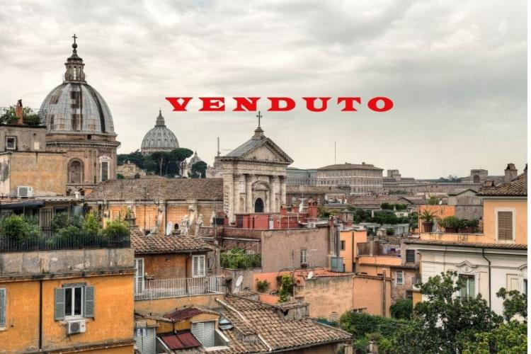 Roma Historic Center Penthouse Via dei Banchi Vecchi