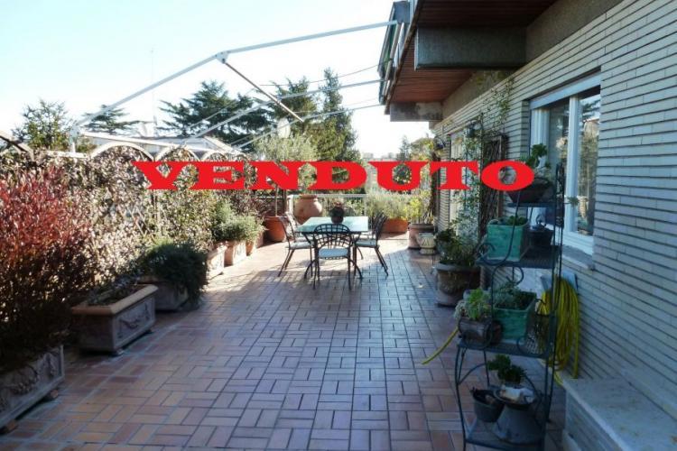 Trieste Penthouse Via Asmara (Villa Nomentana) 300 sqm