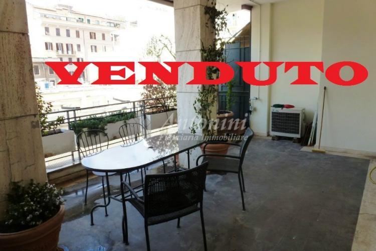 Trieste Penthouse Via Rubicone 55 sqm