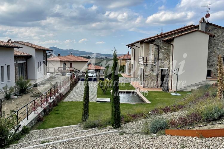 Siena - San Casciano dei Bagni Villa 145 sqm