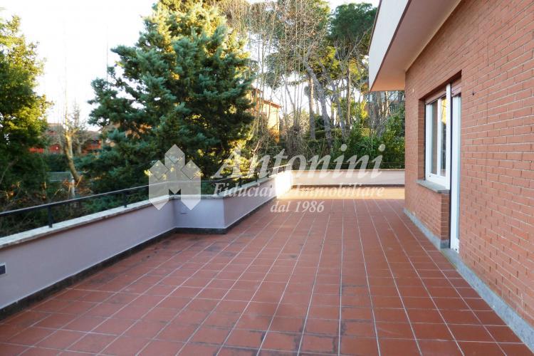 Cassia Giustiniana Penthouse Via Giuseppe Silla 300 sqm