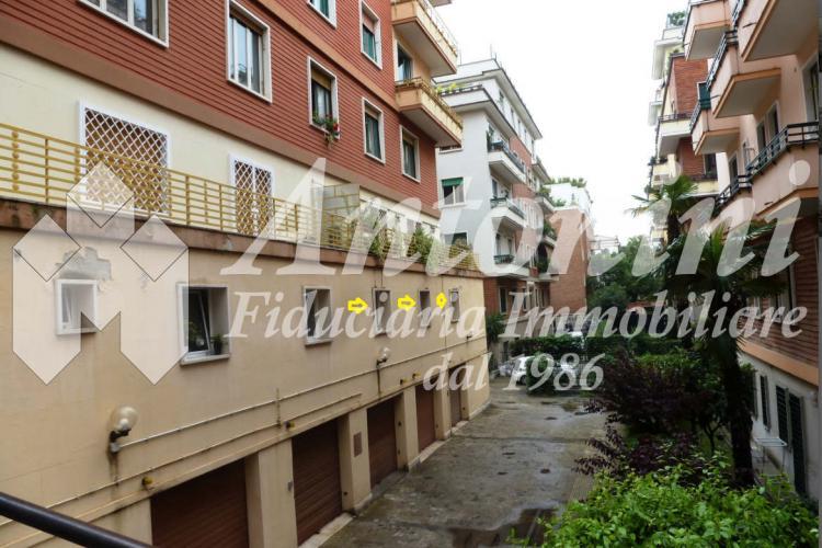 Trieste Viale Gorizia Office for rent 80 sqm