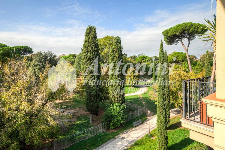 Roma Trieste Villa Paganini