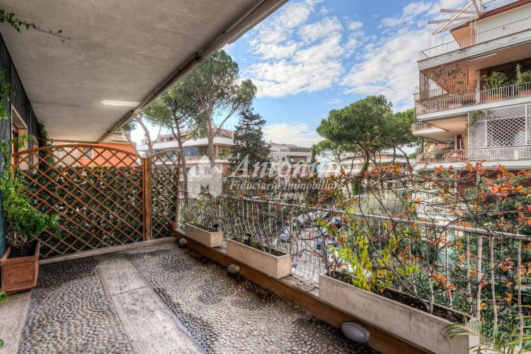 Fleming Via Vincenzo Tiberio 180 sqm