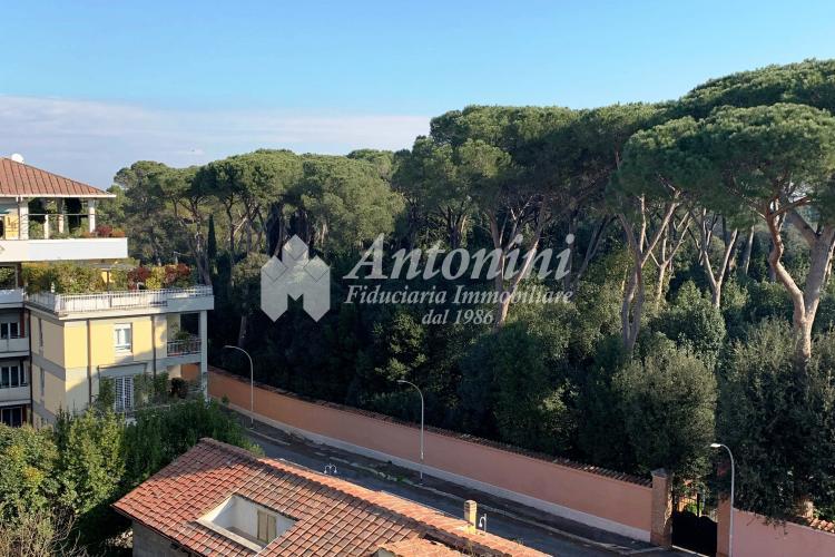 Parioli Penthouse Via Tommaso Salvini 280 sqm
